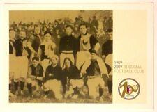 Cartolina Centenario Bologna Calcio 1909-2009