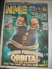 NEW MUSICAL EXPRESS NME 19 APRIL 1997 ORBITAL The Chemical Brothers Cast Roots