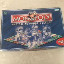 Monopoly AFL Australian Football League Edition Board Game