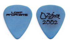 Lost Prophets Blue Guitar Pick - 2002 OzzFest Tour