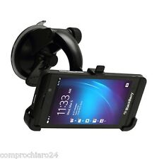 Supporto Auto Ventosa per Blackberry Z10 - Smartphone Telefono Car Support