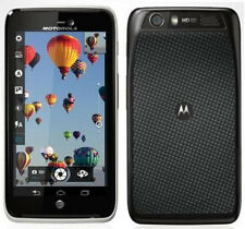 GOOD Motorola Atrix HD MB886 AT&T LTE Android 4 WiFi Hotspot 8MP Camera Phone
