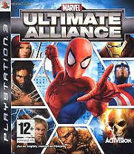 Marvel: Ultimate Alliance (PS3), Good PlayStation 3, Playstation 3 Video Games