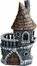 FIDDLEHEAD Fairy Garden Fantasy Castle Miniature House Cute Home For Fairies