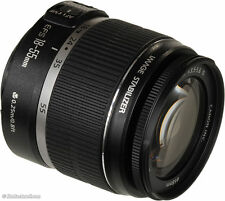 New Canon EF-S 18-55 mm F/3.5-5.6 IS II Lens - 2042B002 - 013803079296 White Box
