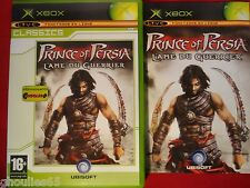 PRINCE OF PERSIA L'AME DU GUERRIER XBOX PRINCE OF PERSIA XBOX XBOX 360