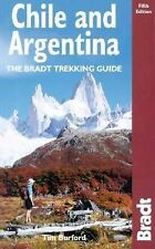 Chile & Argentina, 5th: The Bradt Trekking Guide, Burford, Tim, Good Book