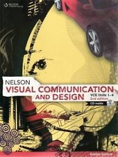 Visual Communication and Design VCE Units 1-4 by Kristen Guthrie, New, free post