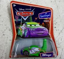 Disney Pixar Cars Wingo SUPERCHARGED **GENUINE*SEALED** P142-A20