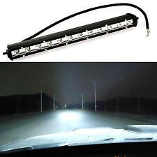 13INCH 36W COMBO LED LIGHT BAR OFFROAD DRIVING LAMP WORK SUV ATV CAR 4WD JEEP