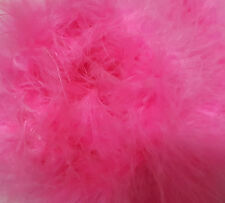 Marabou Swandown Feather String Trim Fluffy Soft Trimming 28 Colours per metre