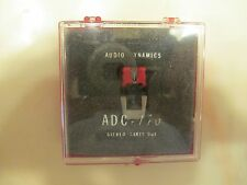 ADC 770 CARTRIDGE AND STYLUS IN PLASTIC DISPLAY CASE