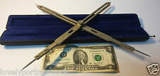 """Vintage rare size 12"""" TACRO 4151 PROPORTIONAL DIVIDERS Germany NICKEL SILVER"""