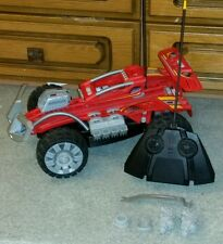 "LEGO Set 8378 Racers Red Beast approx 12"" remote control vehicle retired rare"