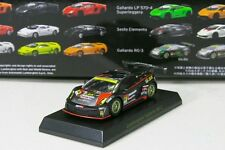 Lamborghini Gallardo RG-3 #88 1/64 Kyosho Minicar Collection 4 2012 Limited