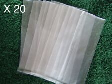 20 x PVA SOLID TEXTURED BAGS SIZE 70 x 120