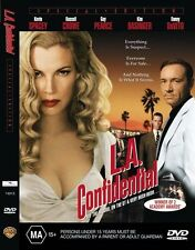 L.A. Confidential (DVD, 1998 - Region 4)
