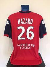 Lille Hazard 2008/09 Home Football Shirt (L) Soccer Jersey