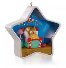 COOKIE CUTTER CHRISTMAS 2015 Hallmark Ornament - 4th in Series - Snowmouse