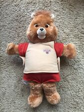 Teddy Ruxpin In Box Very Good Used Condition