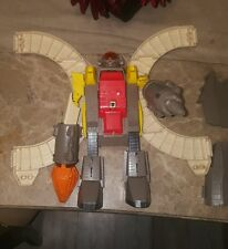 G1 Transformers Lot Omega Supreme Complete.