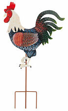 Rooster Metal Garden Stake by Maple Lane CreationsTM