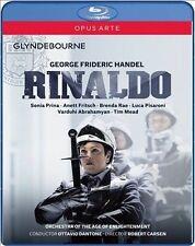 Handel: Rinaldo [Blu-ray], New DVDs