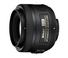Nikon Nikkor AF 2183 35-35mm f/1.8 AF-L S lente G DX