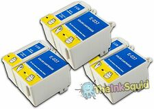 6 Compatible non-oem Ink Cartridges Replaces Epson Stylus T036 T037 (TO36 TO37)