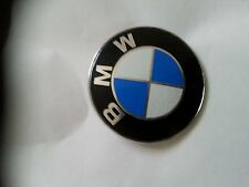 BRAND NEW BMW Bonnet/Boot Badge Emblem 82mm E30 E36 E46 E60 3 5 7 Series