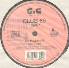 CLUB 69 - Diva (The Male Mixes) - Gig