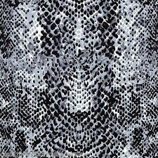 Show Your Skin - Cobra - Pewter Gray by Michael Miller , cotton quilting fabric