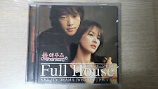 RARE! Full House Korea Drama OST Music Album CD Song Hye-kyo Rain K pop Movie