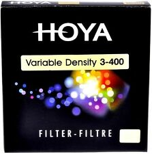 NEW Hoya 77mm Variable Neutral Density ND3-ND400 ND DSLR Digital Filter FREESHIP