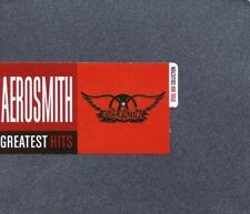 CD 12T AEROSMITH GREATEST HITS STEEL BOX= BOITE EN FER
