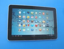 "SAMSUNG GALAXY TAB GT-P7510 10.1 16 GB  WI-FI 10"" Android Black and White"