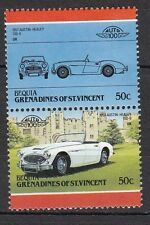 H139) Timbres Neufs MNH (Austin-Healey 100-6) GRENADINES/CARS-AUTOMOBILES