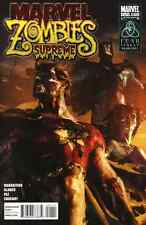 MARVEL ZOMBIES SUPREME #1-5 VERY FINE COMPLETE SET 2011