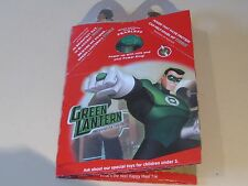 McDonald's - 2012 Green Lantern & Squinkies  Happy Meal Box  only