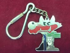 "XIV WINTER OLYMPIC GAMES - MASCOT OLYMPICS GAMES ""VUCKO"" PENDANT 6"