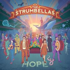 THE STRUMBELLAS CD - HOPE (2016) - NEW UNOPENED - GLASSNOTE ENTERTAINMENT