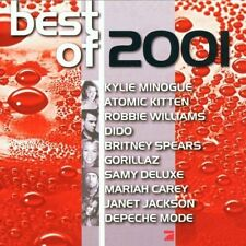 Best of 2001 Kylie Minogue, No Angels, Atomic Kitten, Robbie Williams, .. [2 CD]