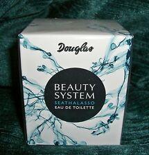NEU & OVP = SEATHALASSO Eau de Toilette Douglas Beauty System 100 ml EDT Rarität