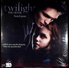 TWILIGHT The Movie BOARD GAME by Cardinal - NEW - SEALED