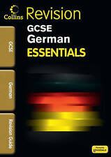 German: Revision Guide by Letts Educational (Paperback, 2009)