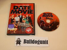 Date Movie Dvd w/ Case Carmen Electra Judah Friedlander Marie Matiko Movie