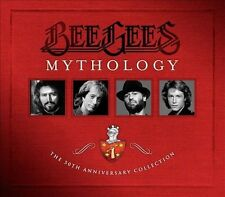 Mythology: The 50th Anniversary Collection [Box] by Bee Gees (CD, Dec-2012, 4...