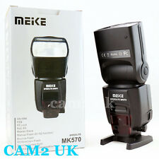 Meike MK-570 2.4GHz Wireless Flash Light Speedlite for Nikon D90 D610 D800 D7100