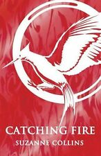 SUZANNE COLLINS ___ CATCHING FIRE ___ BRAND NEW ___ FREEPOST UK