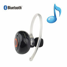 Smallest Music+Phone Calls Hands-free Stereo Bluetooth Mini Earphone Headset FL